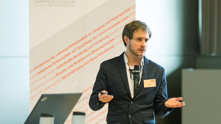 Stefan T. Siegel, M.A.; Ko-Referat beim 3. LeHet-Symposium (Dezember, 2018) @Universität Augsburg