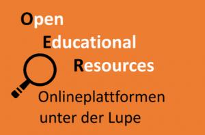 Open Educational Resources Stefan T. Siegel