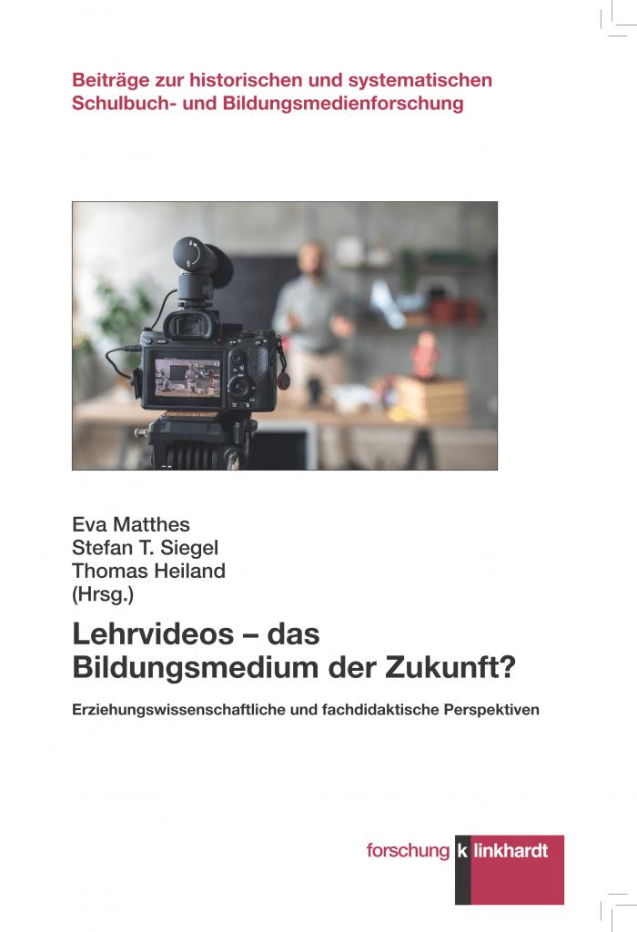 Lehrvideos Band Matthes, Siegel, Heiland 2021 Cover